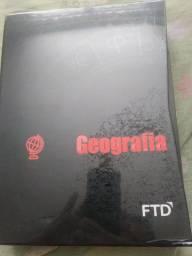 """Coleção de livros """"Geografia em Rede 360"""" - 5 livros"""