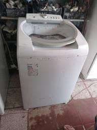 Máquina e geladeira precinho