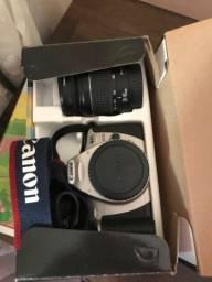 Câmera Canon Filme
