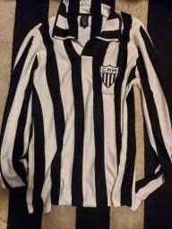 Camisa Atletico anos 50 tam. G