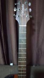 Usado Violão Folk Takamine GD11 MCE Ns Mogno Acetinado