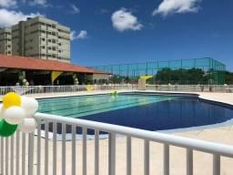 Alugo apto Vila do Frio, 3 quartos, 1 suíte, com varanda e área de lazer completa