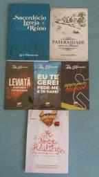 Combo livros cristãos