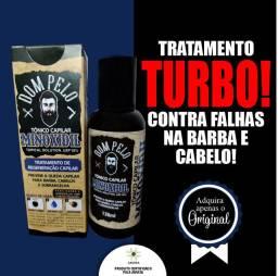 MINOXIDIL 10% Original! TRATAMENTO TURBO