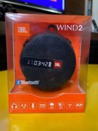 Caixa De Som Jbl Wind 2 Portátil Bluetooth Rádio Bike Moto