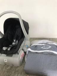 Bebê conforto +base carro - Galzerano