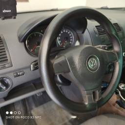 VW Polo 1.6 8v flex 2012 completo, air bag, abs, sensor de ré, ar cond