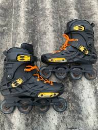 Patins oxer darkness gold