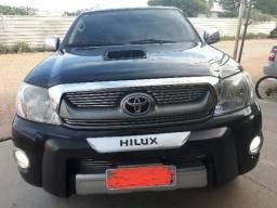 Toyota Hilux vende-se hilux srv 3.0 automática - 2006