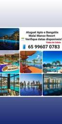 Aluguel de Apto, Bangalô - Malai Manso Resort