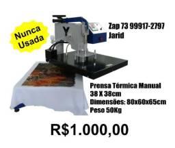 Prensa Térmica Manual - NOVA