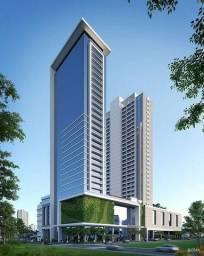 Lançamento flat em multiuso residencial e empresarial