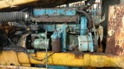 Motor de trator ou trator inteiro