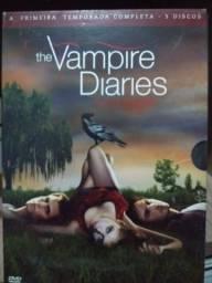 Box DVD The Vampire diaries