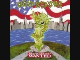 CD Ugly Kid Joe- America's least wanted