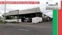 Aluga-se Galpão no Jorge Teixeira