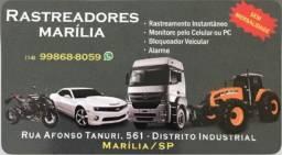Proteja seu veículo com Rastreadores Mariília