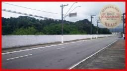 Terreno à venda, 4415 m² por r$ 10.664.398 - mirim - praia grande/sp
