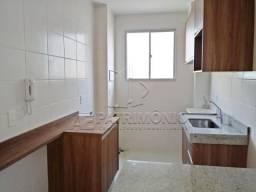 Apartamento para alugar com 2 dormitórios em São carlos, Sorocaba cod:64231