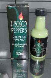 Creme de pimenta mexicana