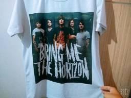 Camisa Bring Me The Horizon