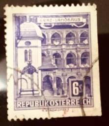 Selos Postais (Únicos para colecionadores)