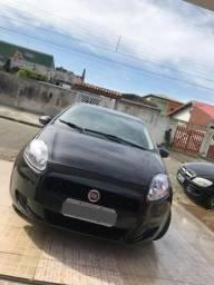 Fiat Punto Attractive 1.4 Flex - 2012
