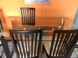 Mesa luxo R$ 800,00