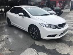 Honda Civic LXR 2.0 Flex 2016 Com GNV - Mogi das Cruzes - 2016