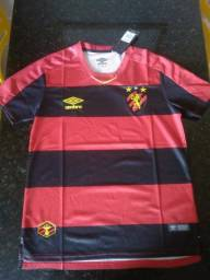 Camisa Sport Recife 19/20 Home