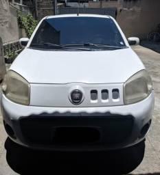 Fiat uno vivace 1.0 gnv 2010/2011 passo financiamento - 2010
