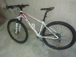 Bike TSW Pro Elite 29 Tapered + Kit Alivio 27v + Guidon carbono +Tubeless