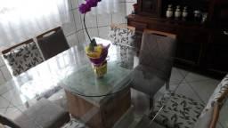 Mesa de jantar Sylvia Design 1,50 x 1,50