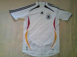 Camisa Seleção Alemã 2006  (De Colecionador) e8ef1e085b136
