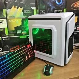 Pc Gamer 8ª geração G5400 8Gb de ram e Gt 1030 2Gb