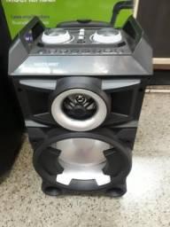 Caixa de Som Multilaser Amplificada bluetooth 150w rms