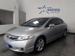 HONDA CIVIC 2009/2010 1.8 LXS 16V FLEX 4P MANUAL