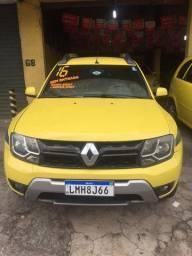 Duster 2016 - Sem entrada e sem comprovação de renda - EX Taxi