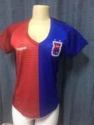Camisa Paraná - Tam M - Feminina - Nova na etiqueta, original Topper