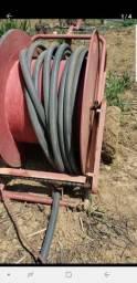 Carretel de irrigação Irrigat.
