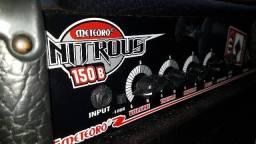Cubo Amplificador Contra Baixo Meteoro Nitrous 150B