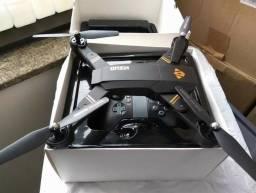 Drone Visuo Xs809w Semi Profissional Fpv 2.4ghz Controle de Altura