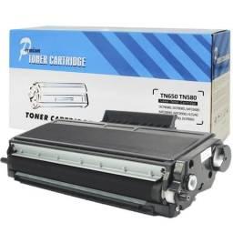 Toner compatível Brother TN650/TN580. Entrega Delivery