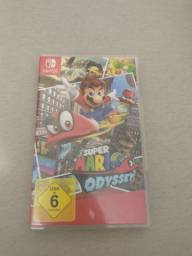Mario odissey switch