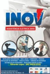 Eletricista 24horas *