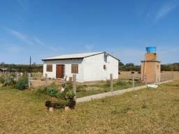 Velleda oferece 7 hectares completo, casa, galpão, açude, campo, ac troca