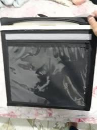 Bag, mochila de entregador delivery