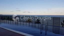 Apartamento a beira mar em Intermares - vista livre e definitiva