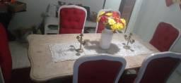 Mesa contemporânea (Relíquia)