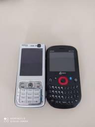 Celulares com Defeito Nokia e Lenoxx